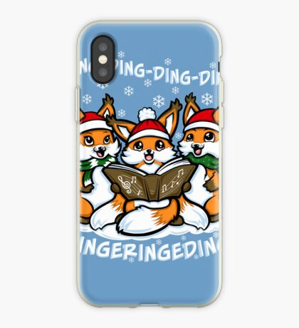 What does the Fox Sing - Iphone Case #2 iPhone Case