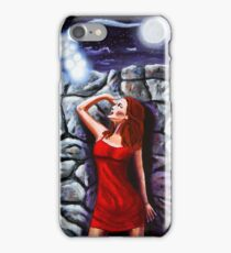 Hunt of the Wisps iPhone Case/Skin