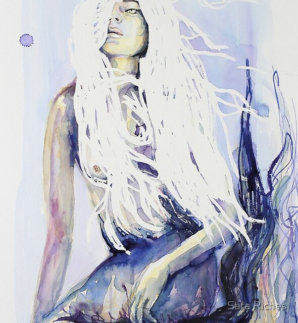 Lady of The Lake by Sara Riches