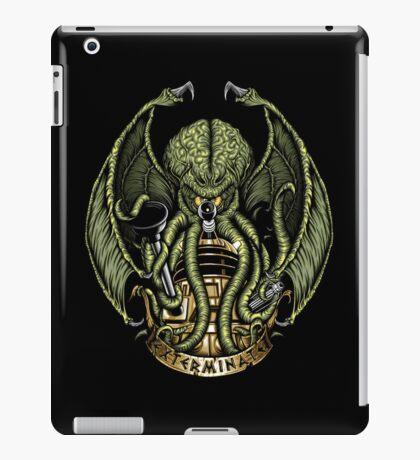 Cthulhu Exterminates - Ipad Case iPad Case/Skin