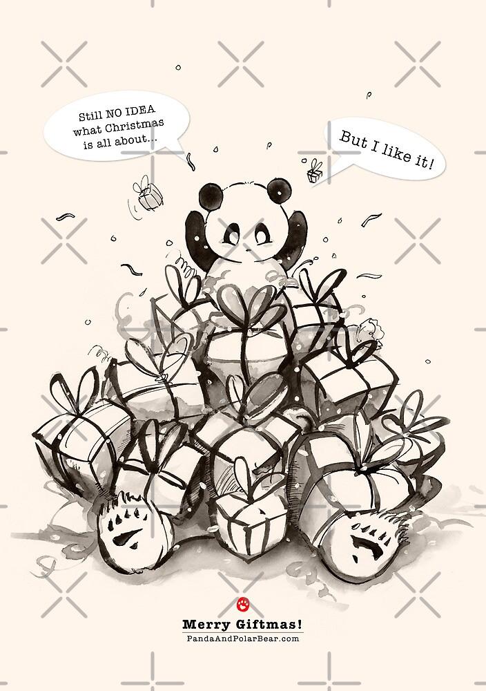 Giftmas by Panda And Polar Bear
