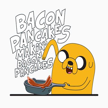 Bacon pancake by sevenn