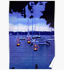 Candle Harbour Poster