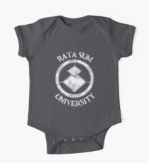 Rata Sum University One Piece - Short Sleeve