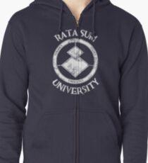 Rata Sum University Zipped Hoodie