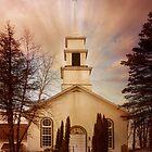 Rochester Reformed Church by PineSinger