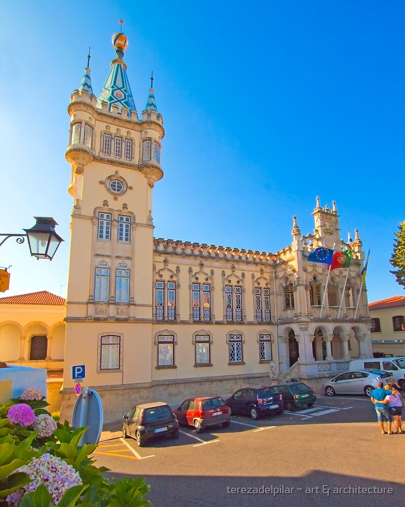 Câmara Municipal de Sintra by terezadelpilar ~ art & architecture