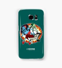 tattoo zombie Samsung Galaxy Case/Skin