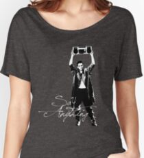 Say Anything - Dobler Women's Relaxed Fit T-Shirt