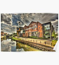 University of Lincoln Library HDR Poster