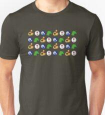 Animal Crossing Items 3 Unisex T-Shirt