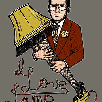 I Love Lamp!! by Onebluebird