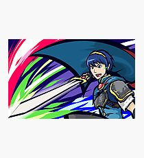 Marth | Dancing Blade Photographic Print