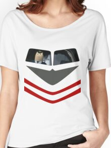 Otto Pilot - Airplane! Women's Relaxed Fit T-Shirt