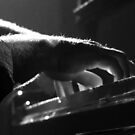 At the Piano 02 by Glen Allen