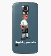 Mighty Pirate V2 Case/Skin for Samsung Galaxy