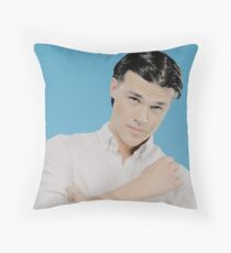 Finn Wittrock Pillow Throw Pillow