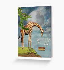 Love of Books Greeting Card
