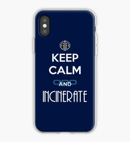 Incinerate iPhone Case