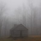 cabin in the fog by dc witmer