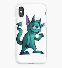 Sly Grem iPhone Case/Skin
