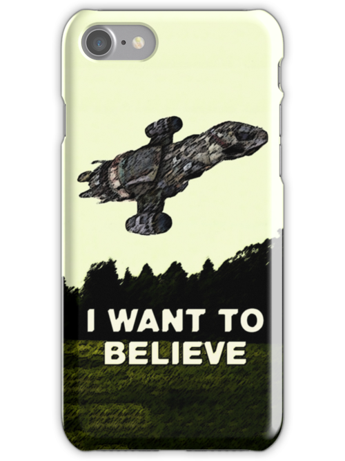 i want to believe by ibx93