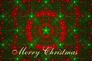 Holiday Stars Card by Sandy Keeton
