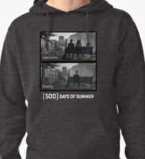 (500) Days of Summer Pullover Hoodie
