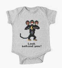 Three-Headed Monkey Kids Clothes