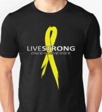 LIVESTRONG - ONCE, NUEVE, DIEZ Unisex T-Shirt