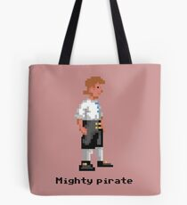Mighty Pirate Tote Bag