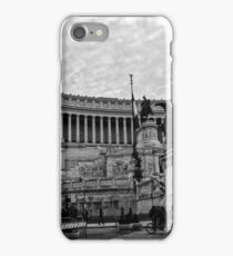 Rome - The Altar of the Fatherland by Andrea Mazzocchetti  iPhone Case/Skin