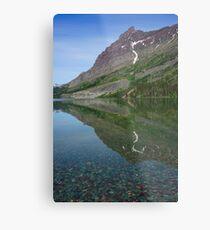 Montana Wilderness Metal Print