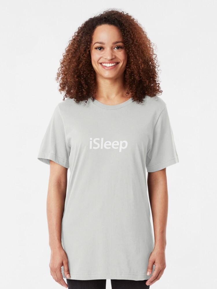 Alternate view of iSleep Slim Fit T-Shirt