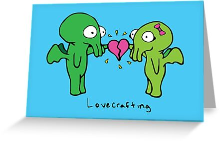 Lovecrafting by octicalillusion