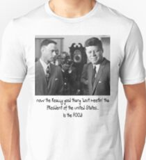 Presidential Food! Unisex T-Shirt