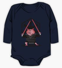 Revenge of the Bacon One Piece - Long Sleeve