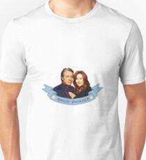 space parents Unisex T-Shirt