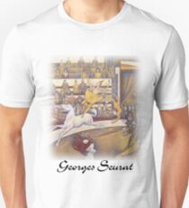 Georges Seurat - The Circus Unisex T-Shirt