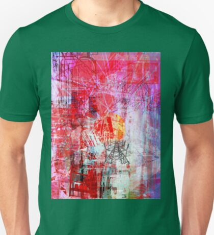 the city 6 T-Shirt