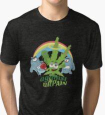 Pain Fighter Tri-blend T-Shirt