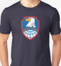 Space and Missile Defense Command - US Army Unisex T-Shirt