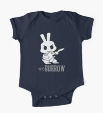 The Burrow Baby Body Kurzarm