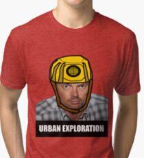 Urban Exploration Tri-blend T-Shirt