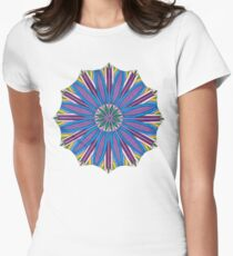 Ahna Mandala #1 Women's Fitted T-Shirt