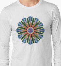 Ahna Mandala #3 Long Sleeve T-Shirt