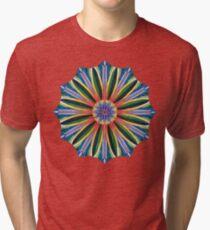Ahna Mandala #3 Tri-blend T-Shirt