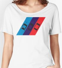 ///M Women's Relaxed Fit T-Shirt