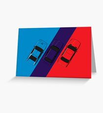 ///M Greeting Card
