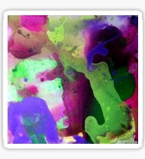 Abstract 30 Sticker